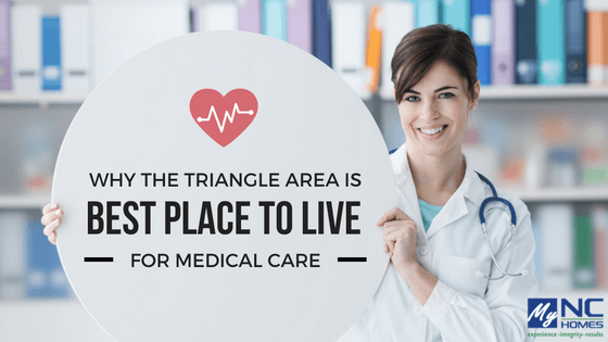 Medical Facilities in the Durham, Chapel Hill, and Cary